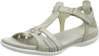 Ecco Women's Flash T-Strap Flat Sandal