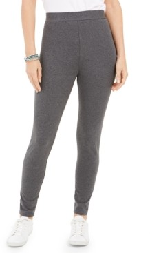 Style&Co. Style & Co Plus Size Ankle Leggings, Created for Macy's