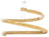 Natalie B Little Dreamer Armband in Metallic Gold.