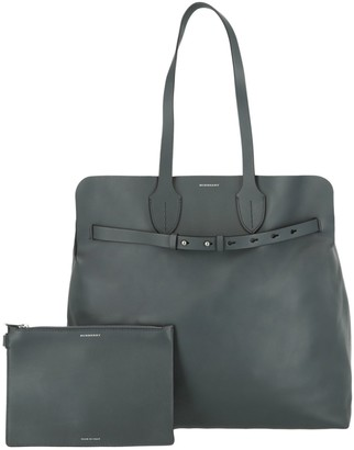 Burberry Oversized Leather Tote