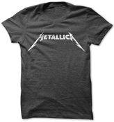 New World Metallica Graphic T-Shirt- Juniors