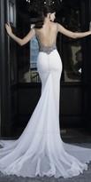 Tarik Ediz Vesta Evening Dress