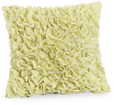 Jessica Simpson Elodie Gathered Ruffles Decorative Pillow
