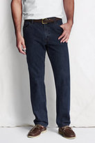 Classic Men's Traditional Fit Jeans - Custom Hemming-Deep Charcoal Gray