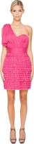 Matthew Williamson Shredded Chiffon Dress