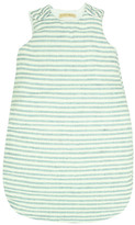 LAB - LA PETITE COLLECTION Three Colour Striped Linen Sleeping Bag