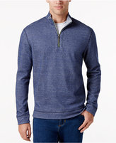 Tommy Bahama Men's Quarter-Zip Sweater