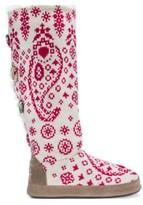 Muk Luks Women's Maleah Boot Slipper