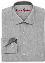 Robert Graham Boys' Rigby Solid Dress Shirt - Big Kid