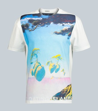 Valentino Floating Island printed T-shirt