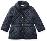 Ralph Lauren Girl Quilted Barn Jacket