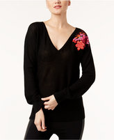 Trina Turk Nash Embroidered Sweater