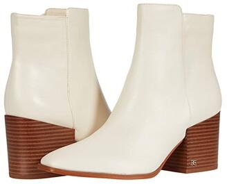 Sam Edelman Cari (Ivory) Women's Pull-on Boots