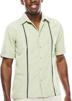 HAVANERA The Havanera Co. Short-Sleeve Pickstich Insert Shirt