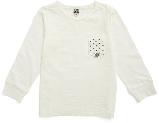 Bonton Long-Sleeved T-Shirt (4-12 Years)