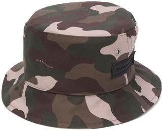 MACKINTOSH Barr camouflage bucket hat