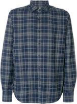 Xacus checkered shirt