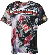 Moschino Transformers Logo T-shirt