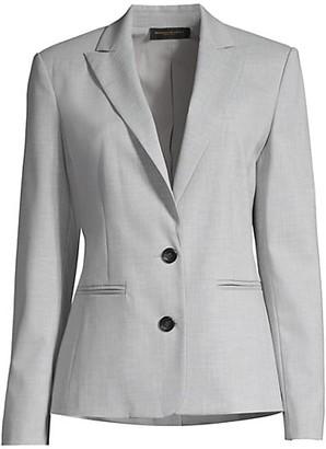 Donna Karan Tropical Stretch Jacket