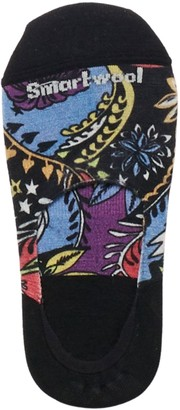 Smartwool Paisley No-Show Socks