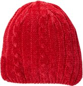 Isotoner Women's Ladies Rayon Chenille Beanie