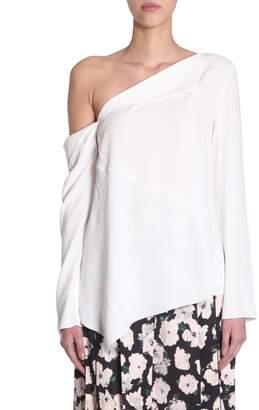 Proenza Schouler crepe blouse