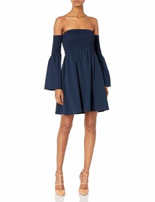 Milly Women's Jodie Smocked Dress
