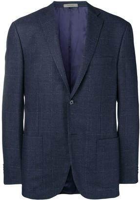 Corneliani tailored fitted blazer
