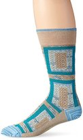 Robert Graham Men's Saidia Dress Sock