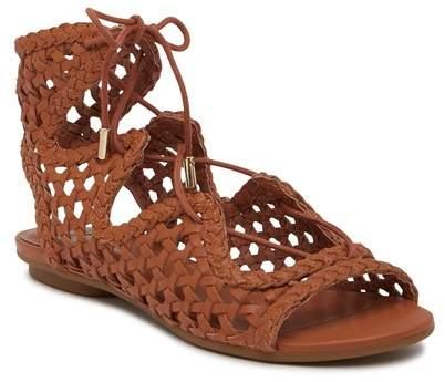 Joie Fannie Leather Gladiator Sandal