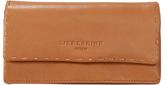 Liebeskind Berlin Slam H7 Heavy Stitch Medium Leather Wallet, Cognac