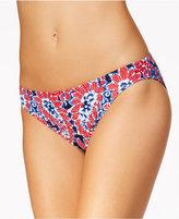 MICHAEL Michael Kors Angelina Paisley-Print Bikini Bottoms