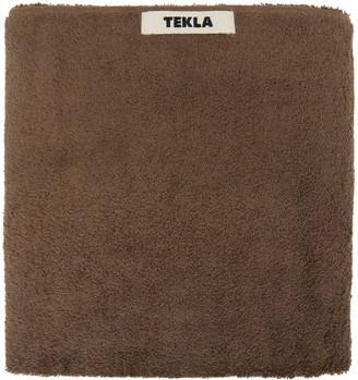 Tekla Brown Bath Sheet Towel