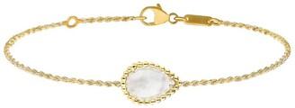 Boucheron Yellow Gold and Mother-of-Pearl Serpent Boheme Bracelet