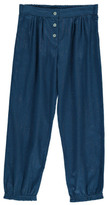 Bonton Sale - Iceberg Lurex Striped Harem Trousers