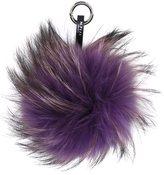 N.Peal fur keyring