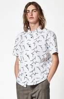 Tavik Villa Sticks Short Sleeve Button Up Shirt
