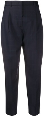 Paul Smith Checked Tailored Trousers