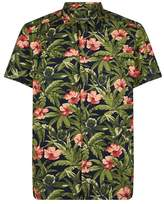 A.p.c. Hawaiian Print Shirt