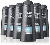 Dove Men+Care Anti Dandruff Shampoo 400ml (Pack of 6)