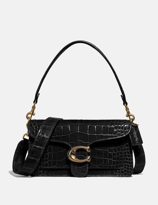Coach Tabby Shoulder Bag 26 In Alligator