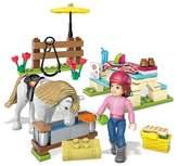 Mega Bloks Mega Construx American Girl Sadie's Picnic Building Set