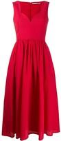 Emilia Wickstead June fit-and-flare dress