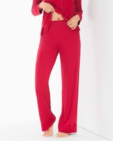 Soma Intimates Breathtaking Pajama Pants Ruby