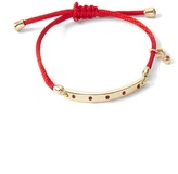 White House Black Market 2013 Red Creating Miracles Bracelet