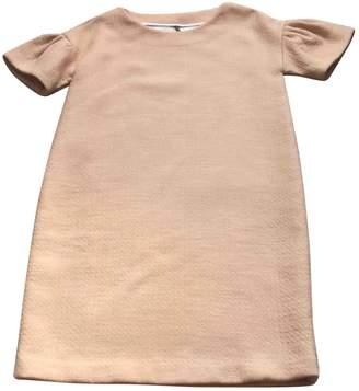 Liviana Conti Pink Cotton Dress for Women