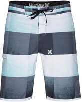 Hurley Men's Kingsroad Light Stripe Boardshorts