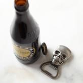 Williams-Sonoma Novelty Handheld Bottle Opener, Skull