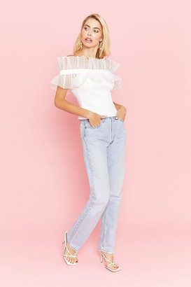 Coast Elasticated Paperbag Waist Jean