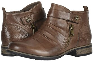Earth Avani Buckeye (Almond Soft Calf) Women's Shoes